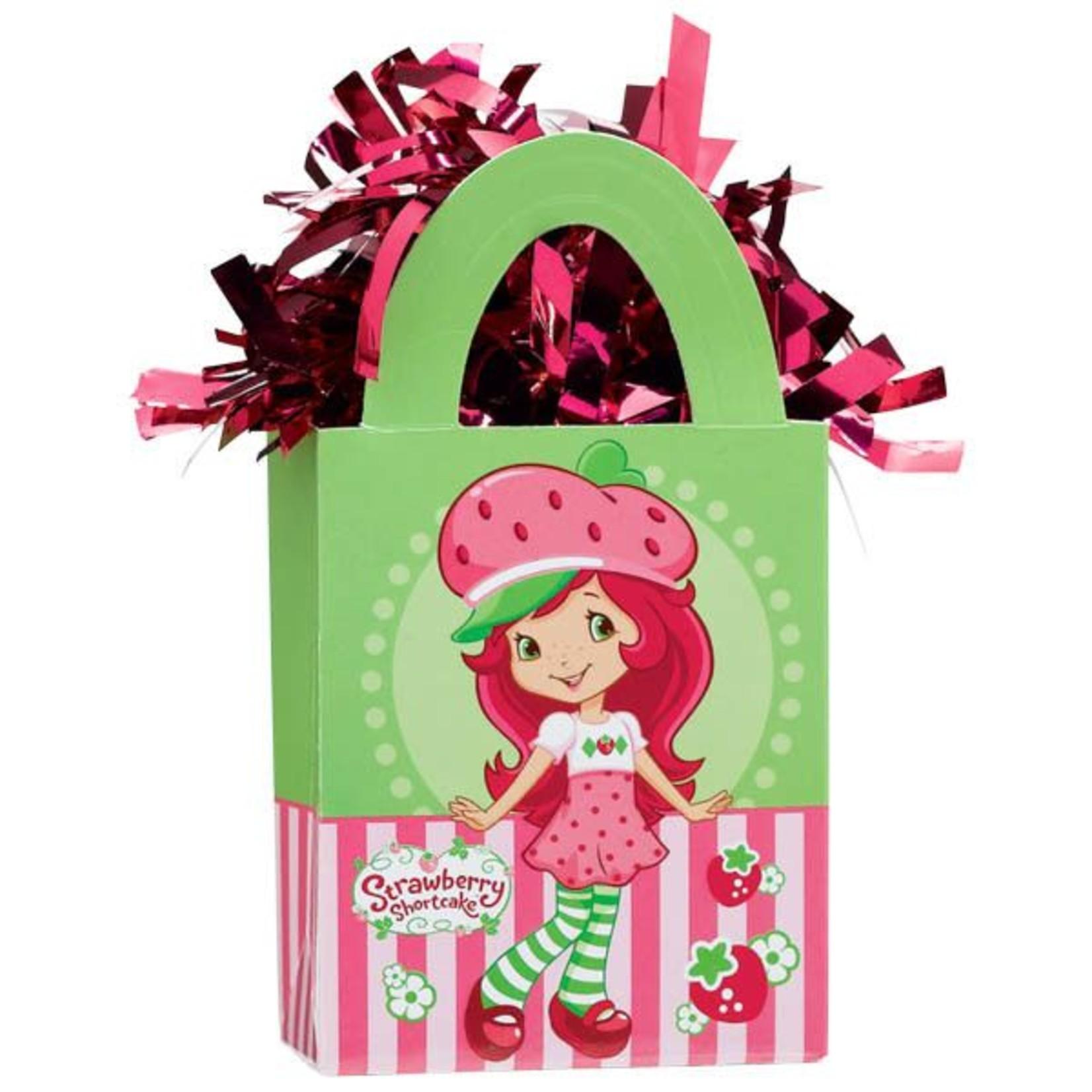 Balloon Weight-Strawberry Shortcake