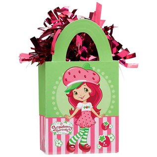 Balloon Weight-Strawberry Shortcake