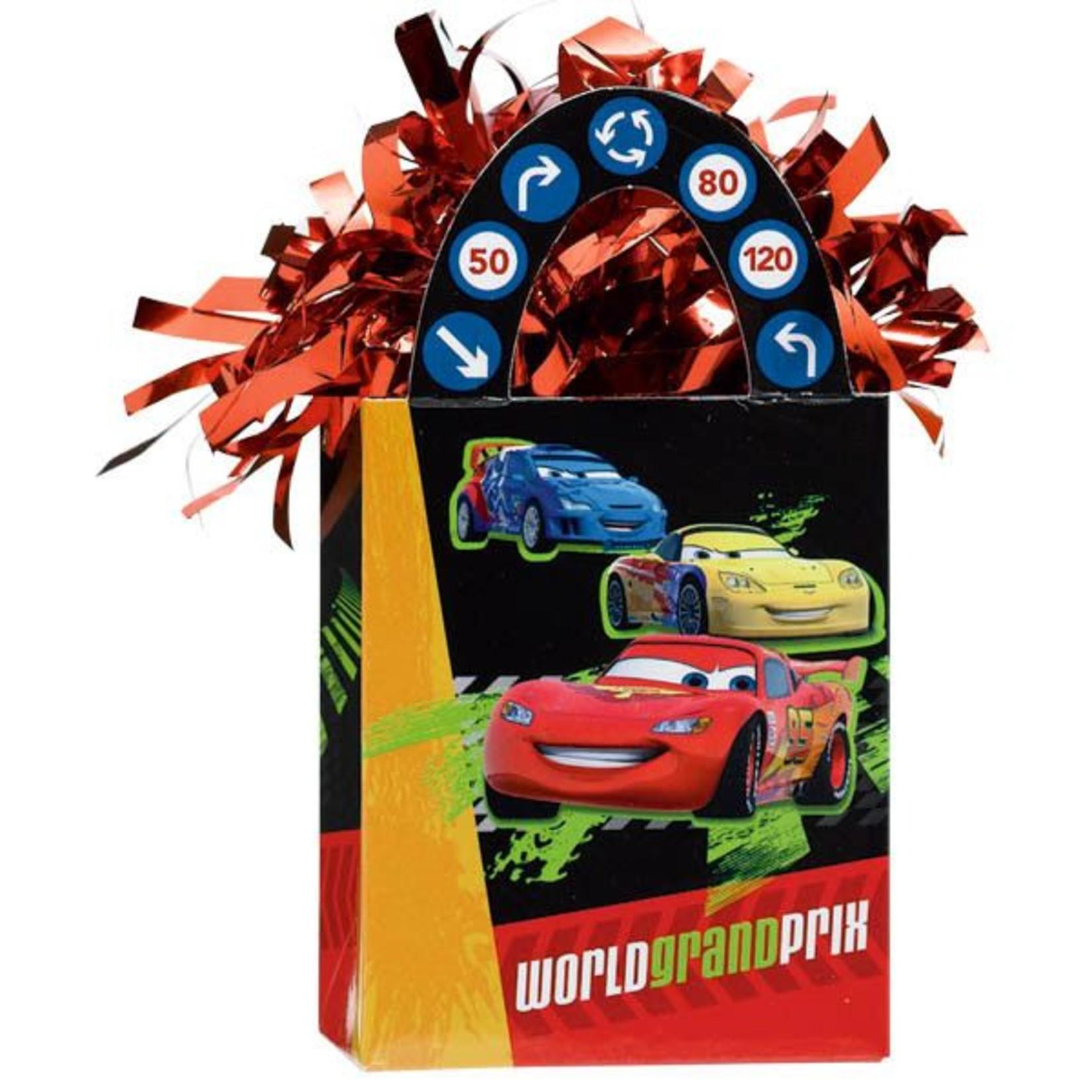 Balloon Weight-Disney Cars 2