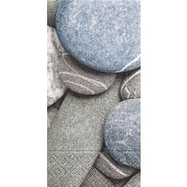 Napkins-Buffet-Round Stones-16pkg-3ply- Discontinued