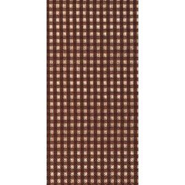 Napkins-Buffet-Vichy Brown-16pkg-3ply- Discontinued