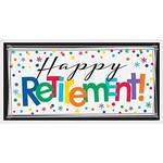 Banner-Giant-Officially Retired-65'' x 33.5''