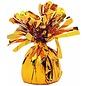 "Balloon Weight-Metallic-Orange-1pkg-4.5""x2.25"""