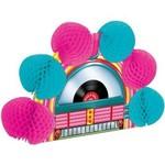 "Centerpiece-Honeycomb-50's Rock & Roll Jukebox-1pkg-10"""