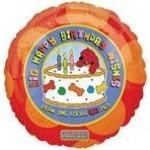 "Foil Balloon - Cifford's Puppy Days Birthday - 18"""