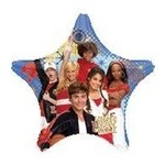 "Foil Balloon - High School Musical - 19"""