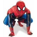 "Foil Balloon - Airwalker - Spiderman - 36""x36"""