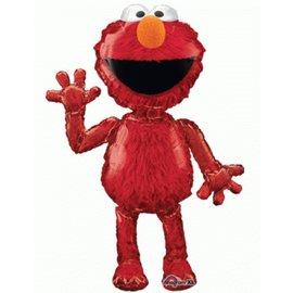 """Foil Balloon - Airwalker - Sesame Street Elmo - 38""""x54"""""""