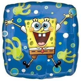 "Foil Balloon - Spongebob Squarepants - 18"""