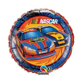 """Foil Balloon - Nascar - 18"""""""