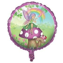 """Foil Balloon - Fancy Fairy - 18"""""""