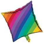 """Foil Balloon - Rainbow - 18"""""""