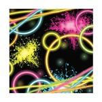 Napkins BEV-Glow Party (18pk) - Discontinued