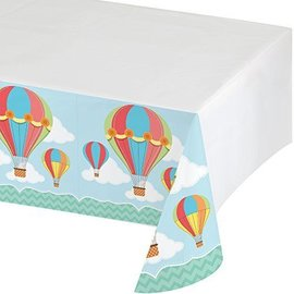 Table Cover-UP, Up & Away-Plastic-54''x102''- Final Sale