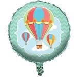 Foil Balloon - Up, Up & Away - 18''