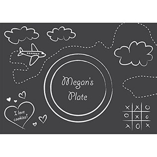 Paper Placemats-Chalkboard