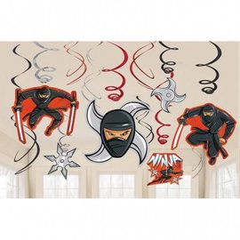 Swirl Decor-Ninja-12pk