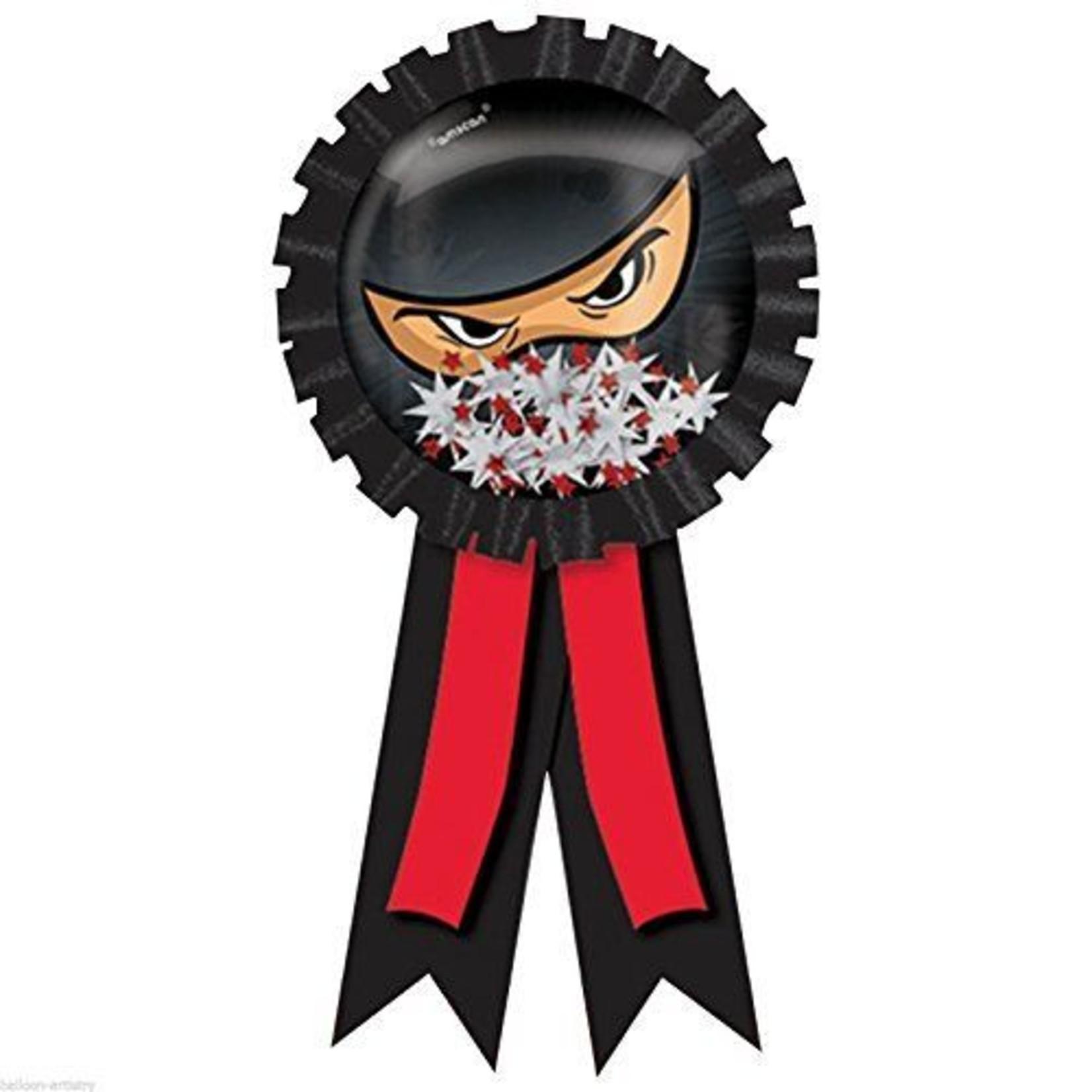 Award Ribbon -Ninja-5.5''