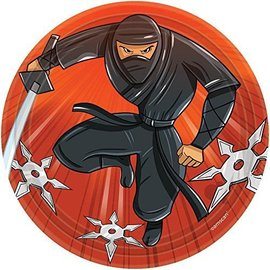 Plates-BEV-Ninja-8pk-Paper