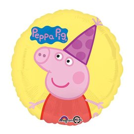 Foil Balloon - Peppa Pig - 18""