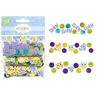 Baby Shower - Confetti - Woodland Welcome-1.2oz