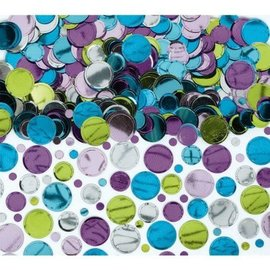 Confetti - Metallic - Pastel - Dots - 2.5oz