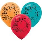 Balloon - Latex - Bowling - 6pc