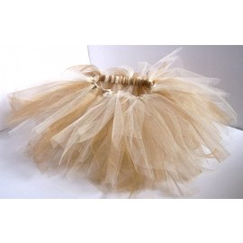Childrens Gold Tutu