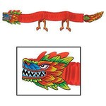 Chinese New Year - Oriental Dragon-6ft