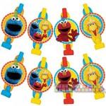 Blowouts - Sesame Street 8pk
