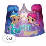 Paper Tiaras-Shimmer and Shine