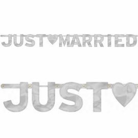 Banner - Just Married