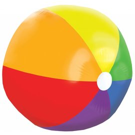 Beach Ball Inflatable - 4ft
