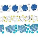 Confetti - Hanukkah
