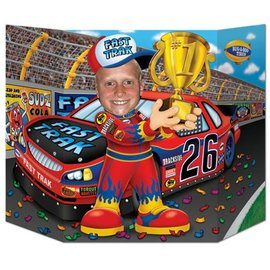 Photo Prop-Race Car Driver-1pkg-37""