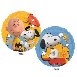"""Foil Balloon - Peanuts - 18"""""""