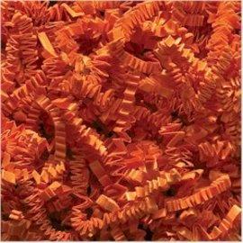 Shredded Paper-Orange-1pkg-1 Pound