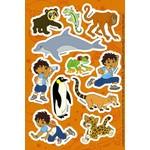 Stickers-Go Diego Go-1pkg-2 Sheets (Discontinued)