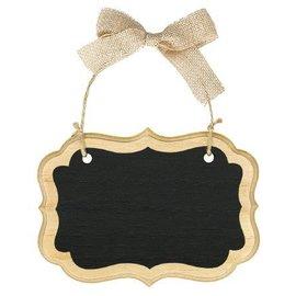Chalkboard-Wooden Sign