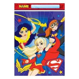 Loot Bags - DC Superhero Girls