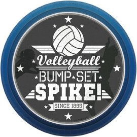 Plates - BEV - Volleyball - 8pc