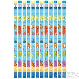 Pencils - Ocean Buddies - 12pc