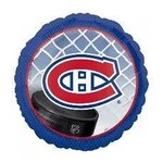 """Foil Balloon-Montreal Canadiens 18"""""""