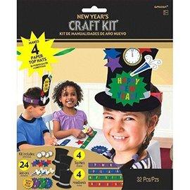 Craft Kit - New Years - 32pcs