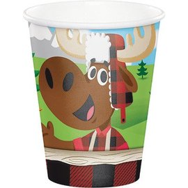 Cups - Lumberjack