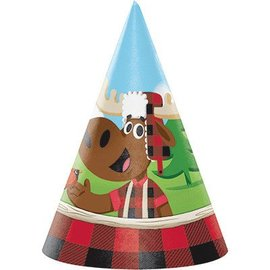 Hats - Lumberjack-8pk