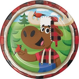 Plates Bev - Lumberjack