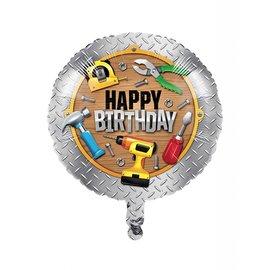 "Foil Balloon - Handyman/ 18"""