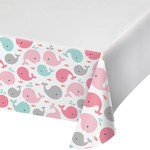 Tablecover - Lil Spout Pink-54''x106''-Plastic