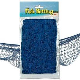 Fish Netting-Blue-1pkg-12ft
